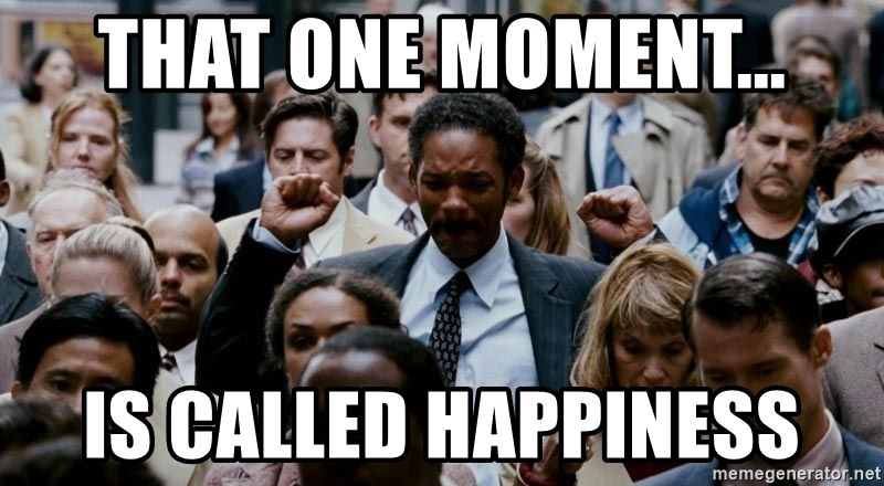 Will Smith Pursuit Of Happiness That One Moment Is Called