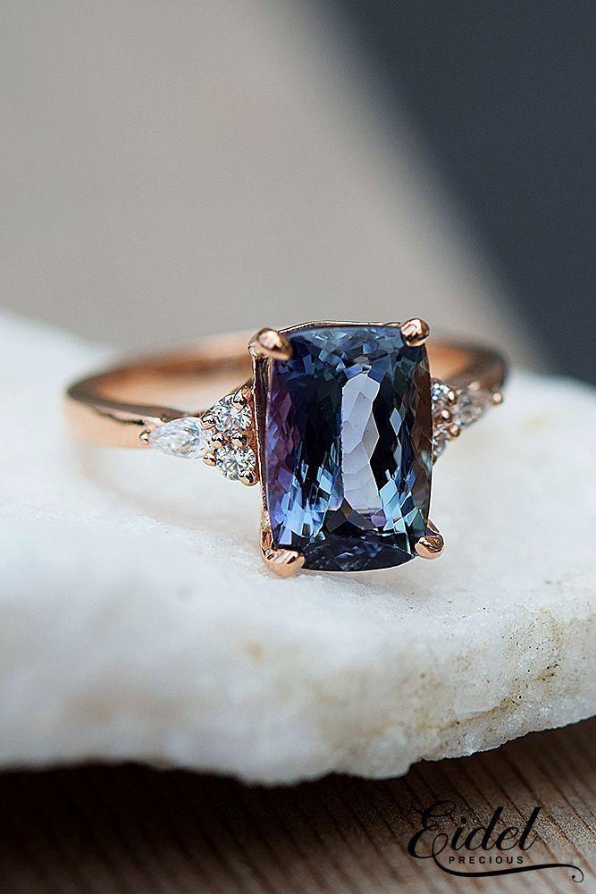 Photo of 18 Eidel Precious Sapphire Engagement Rings