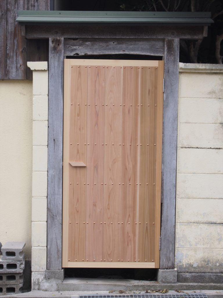 建具交換 米子の木製建具ドア専門店 株 ドアーズ 2020