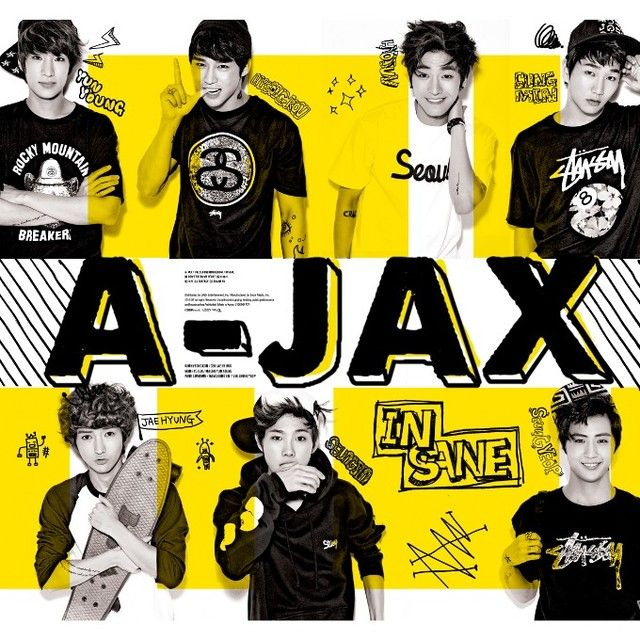 Mini album a jax insane 2nd mini album httpk2nblogmini korean stopboris Gallery