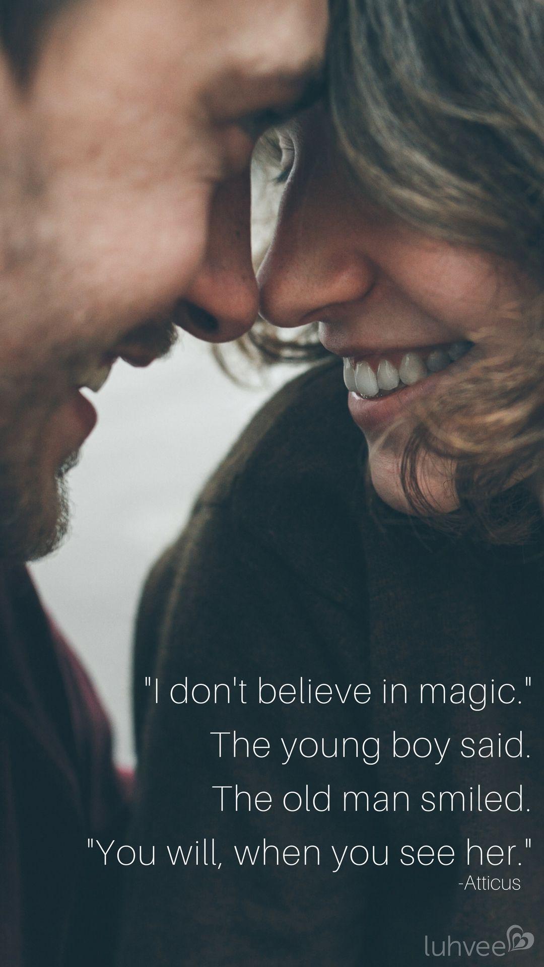 romantic quotes atticus love quotes