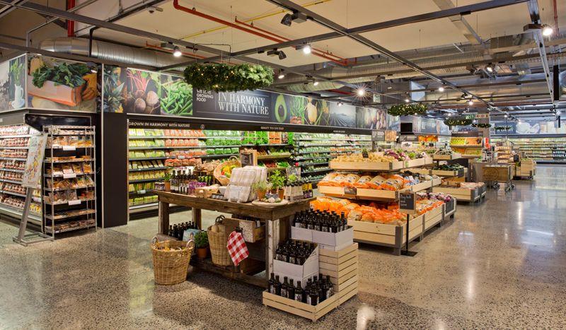 Fresh Market Store 84