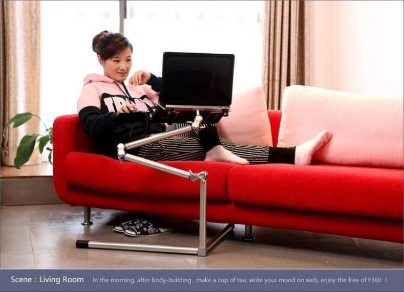 Sofa Laptop Stand The Best Laptop Stand For Armchairs Sofa