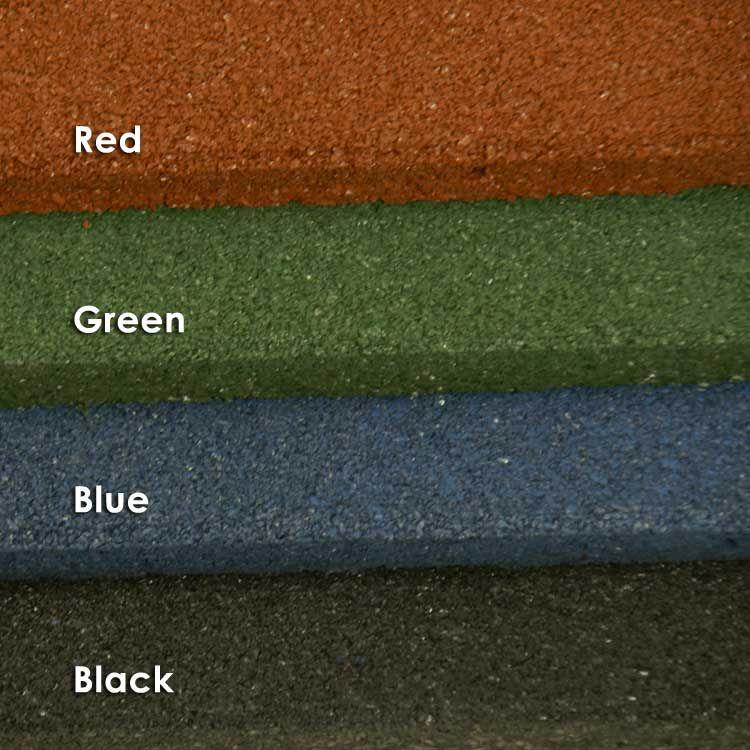 Outdoor Rubber Floor Rolls Rubber Flooring Eco Friendly
