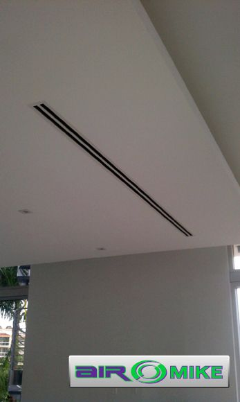 Air Mike Diffusers And Ductwork Palm Springs Home In