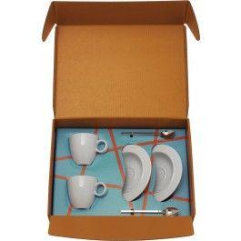 Alessi Bavero Mocha Set Modern Furniture Gifts Alessi