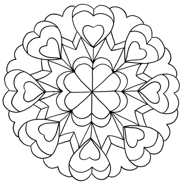 Coloring Pages for Teens | ColrCard | Pinterest | Coloring pages for ...