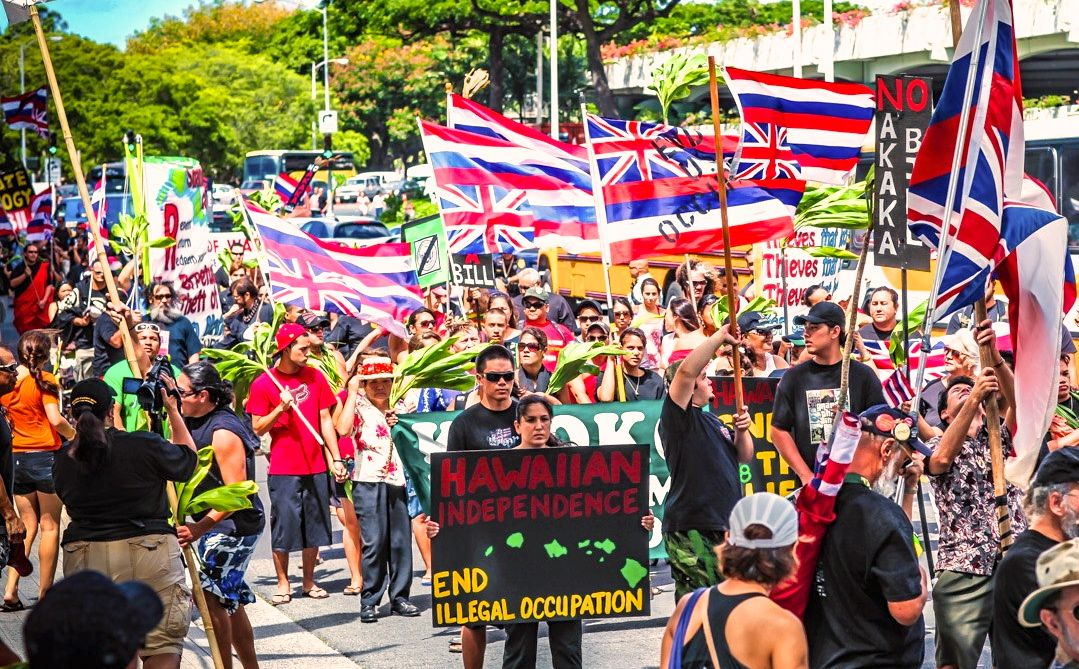 WHAT ARE THE EFFECTS OF OVER A CENTURY OF U.S. OCCUPATION ON HAWAIIANS ? - Find Out Here - http://FreeHawaii.Info