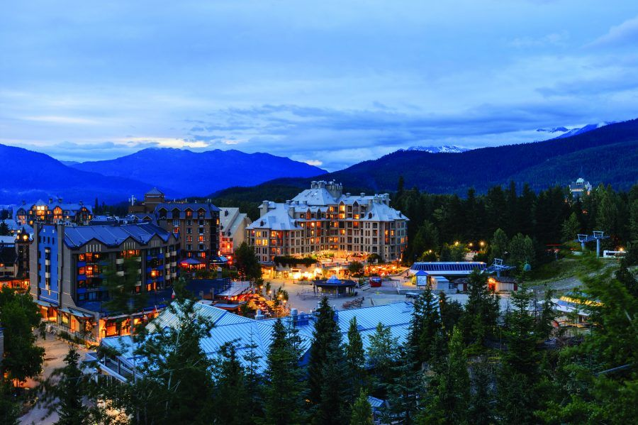 Whistler Wows as a Winter Wonderland