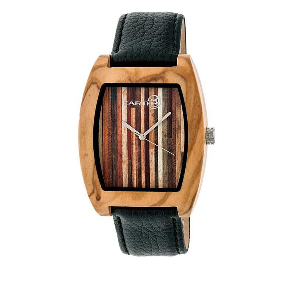 silver redwood wood tree coral hut products watches wooden reef rosewood steel stainless watch inlay all