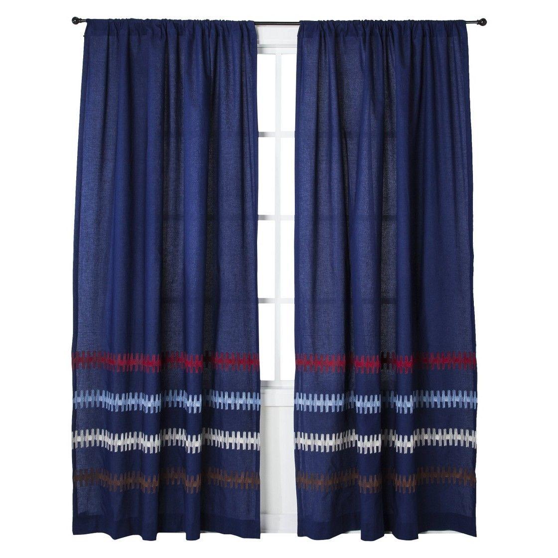 Mudhut Xavier Window Panel Blue 55x84 Quot Blue Window