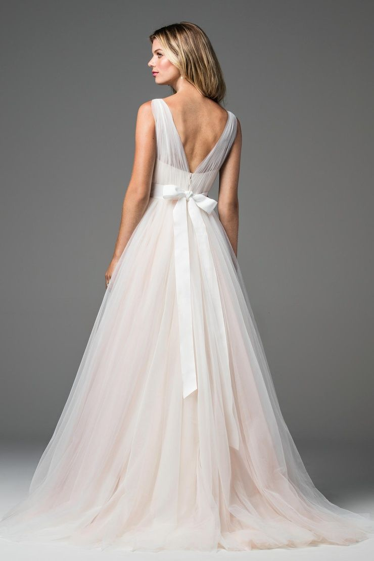 Watters gown Agnessa, style 18610, Sz 10, Amaranth, $925 NOW $499 ...