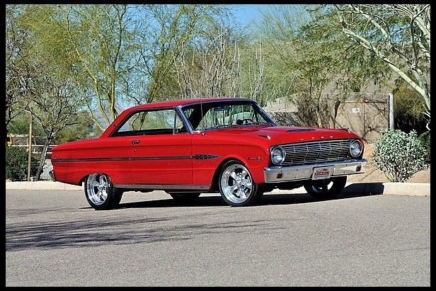 1963 Ford Falcon Sprint 289 CI 4 Speed at Mecum Auctions