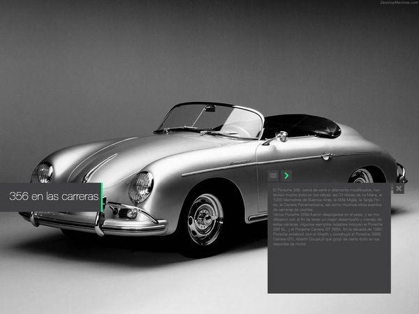 5391d96b61 Interactive Book   Porsche Speedster 356 by martin liveratore