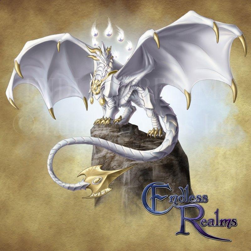Endless Realms bestiary - Order Dragon Scion by jocarra.deviantar ...