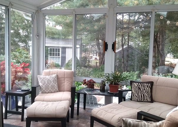 Image result for 3 season room furniture Patio Pinterest