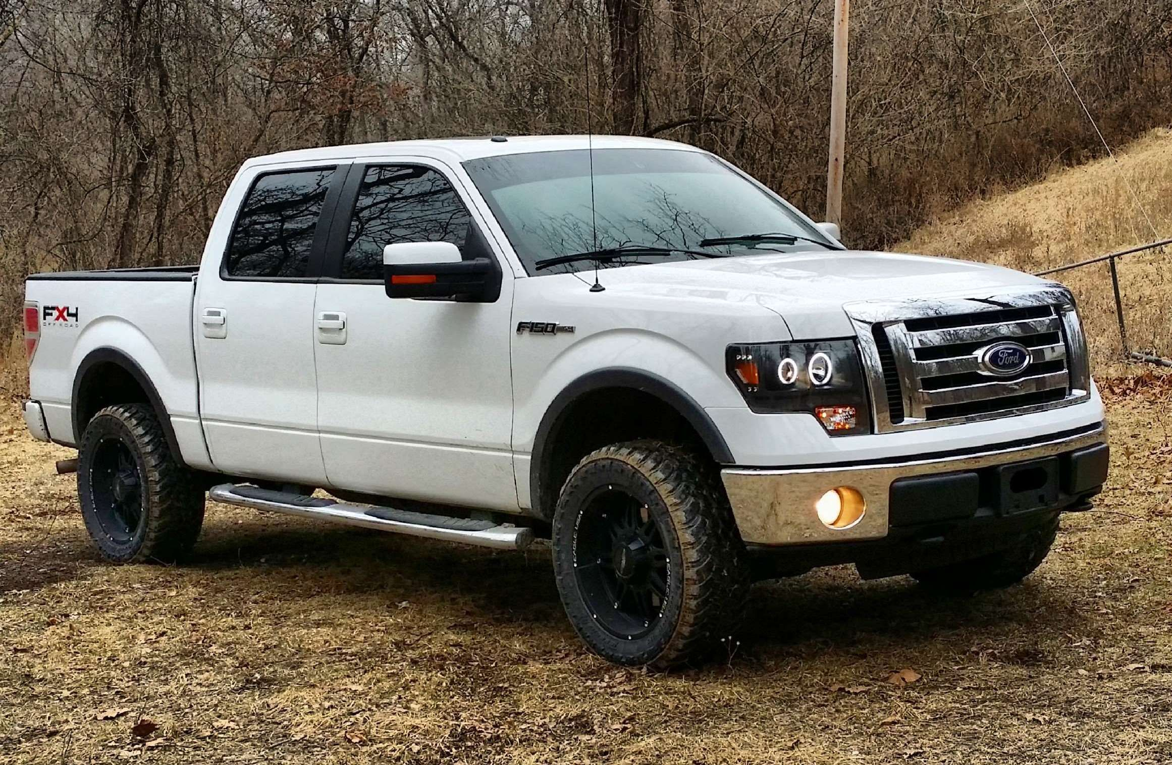 Make Ford Model F150 Year 2010 Exterior Color White Interior