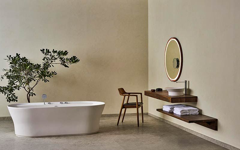Foster + Partners and Porcelanosa launch new TONO bathroom range at