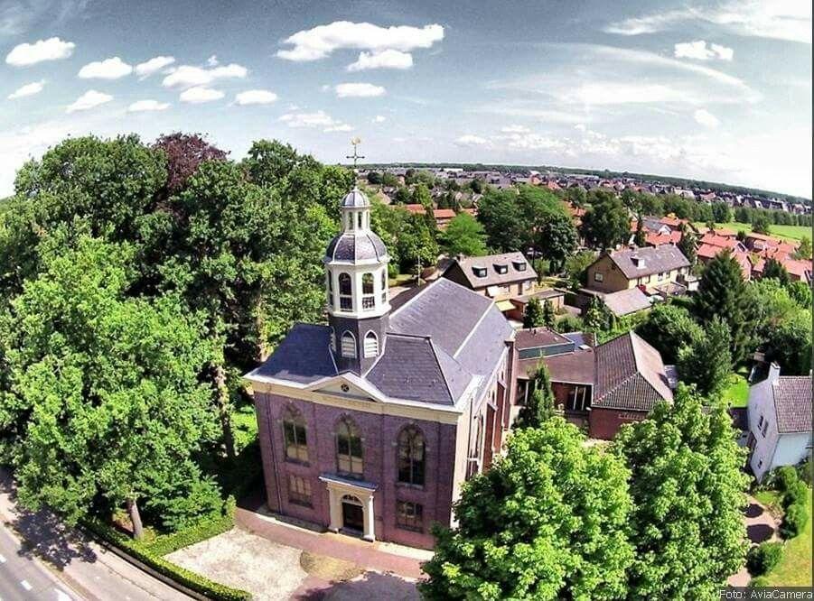 Dorpskerk Leusden Zuid.