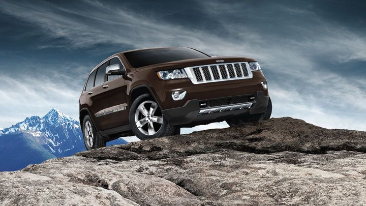 the jeep grand cherokee is one of the most appealing five passenger