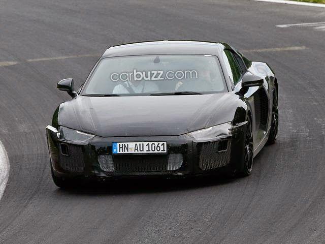 Inilah Bocoran Tampilan Audi R8 Terbaru 2015 Gak Nyangkah Audi Hiburan Jenewa