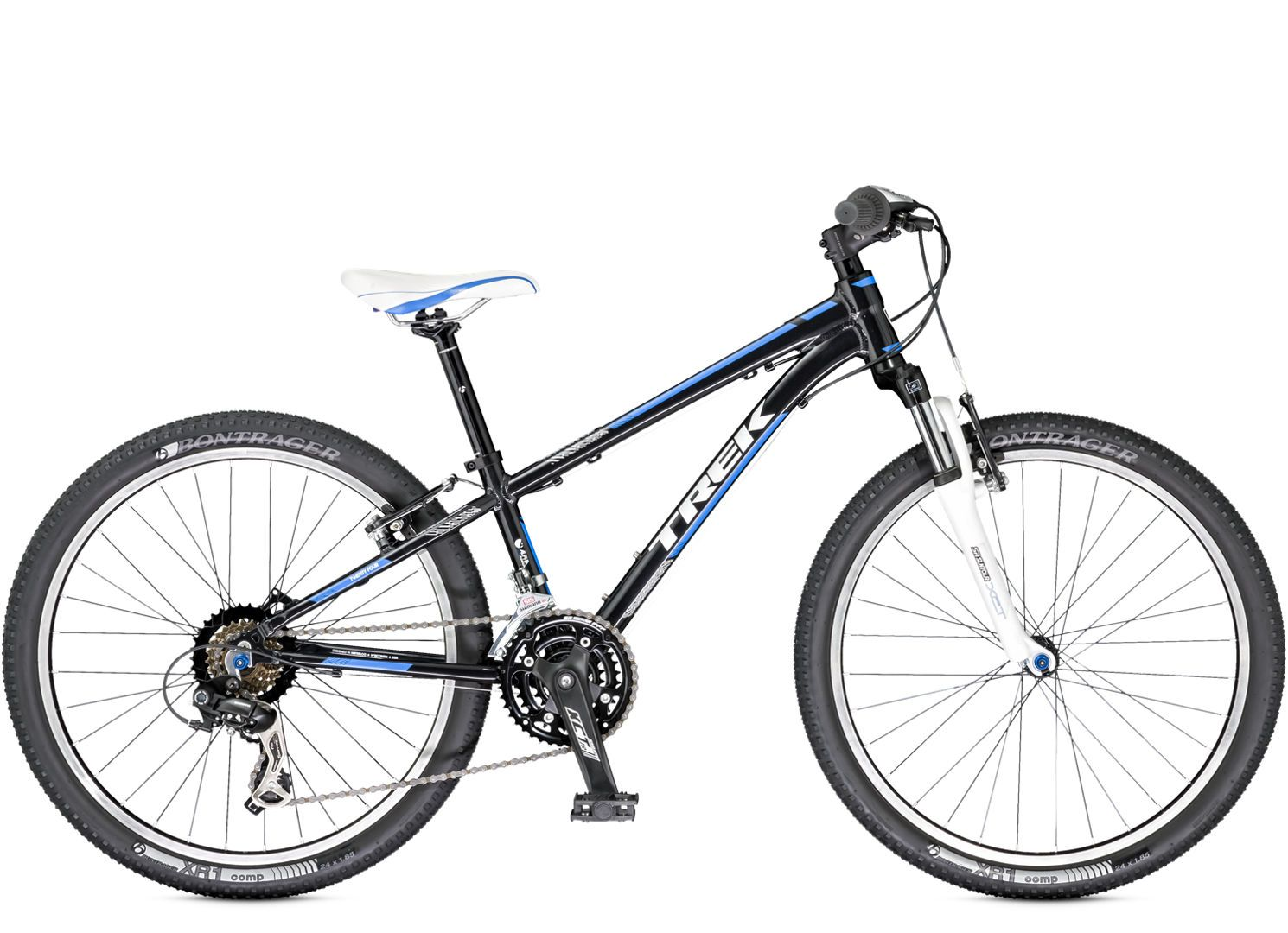 Sport Kids Superfly 24 Trek Kids Mountain Bikes Are The Real Deal With Light Frames Knobby Tires Quality Parts Kids Mountain Bikes Trek Bicycle Kids Bike