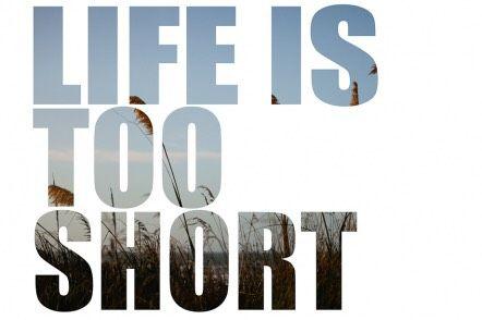 TheRockInkChick blogg: Livet er.....