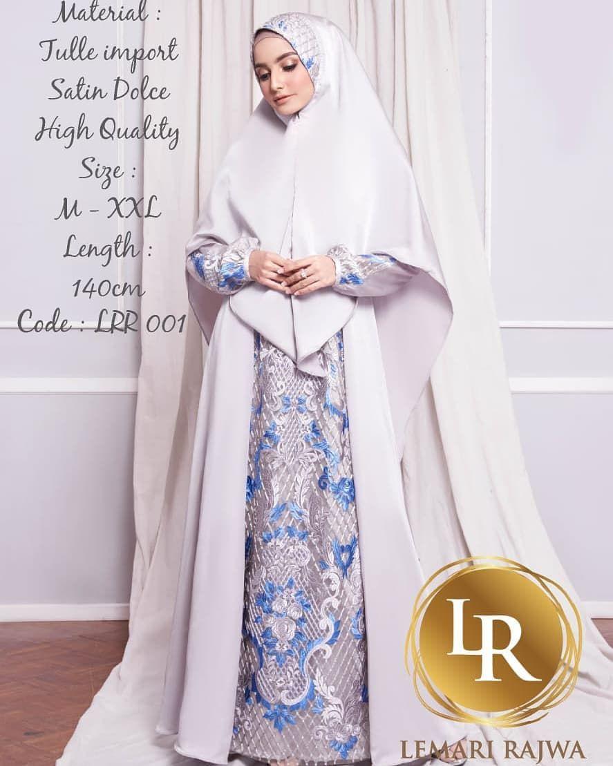 LRR Bahan satin dolce kwalitas diatas maxmara soft metallic