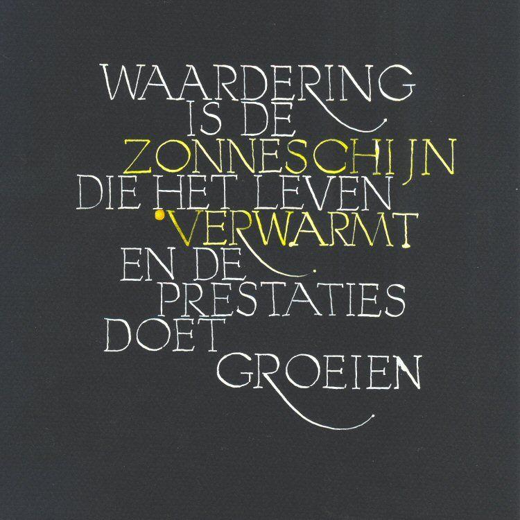 Citaten Leiderschap : Waardering gedichten spreuken wijze woorden en teksten