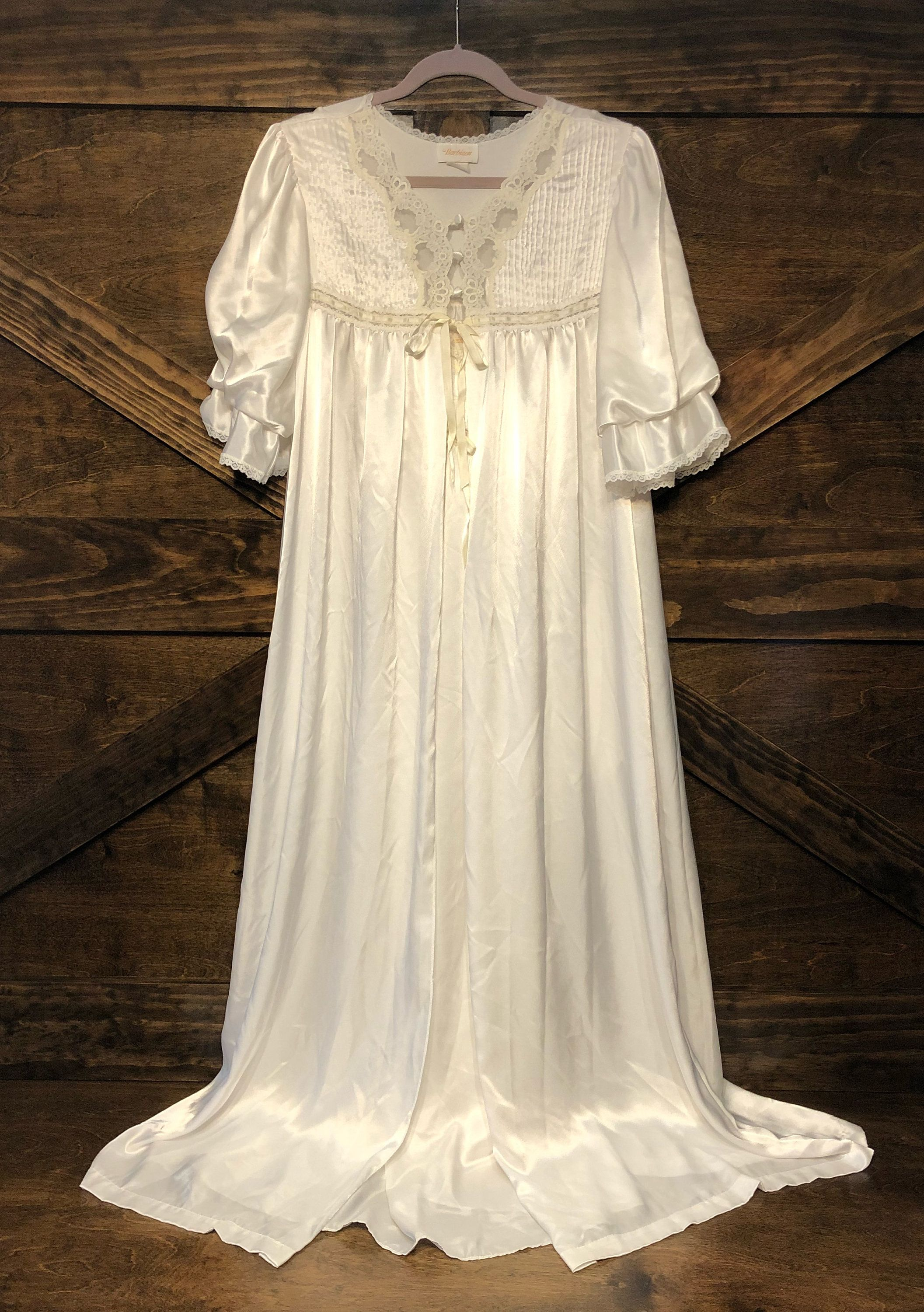 Excited to share the latest addition to my  etsy shop  Vintage white  nightgown and 49dc70402
