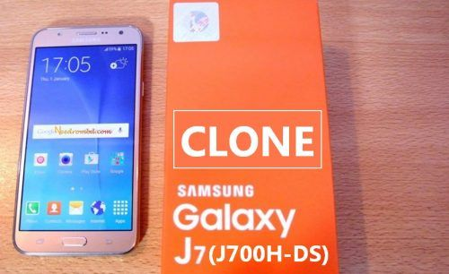 Samsung J7 (SM-J700H) Clone Firmware Rom   Smartphone