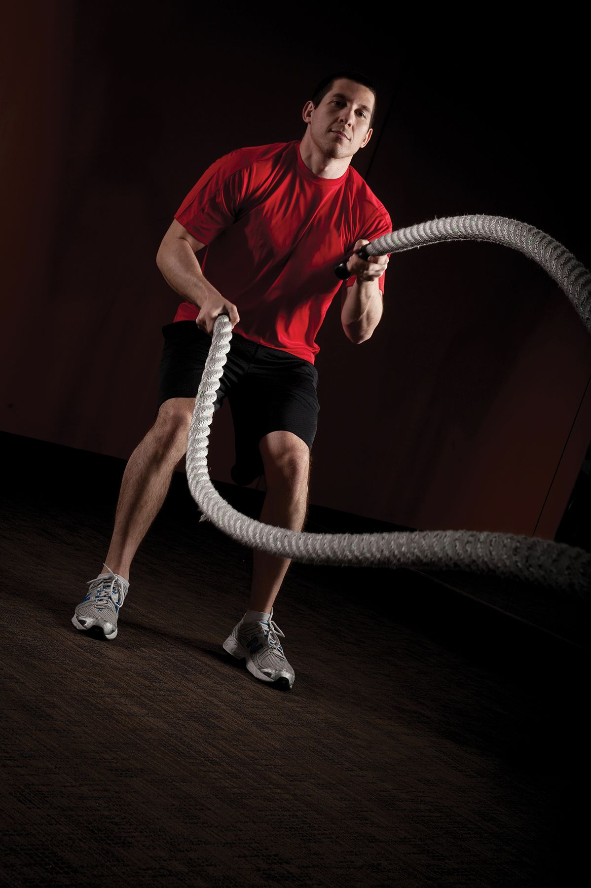 Functional training at sports clubla photo courtesy of