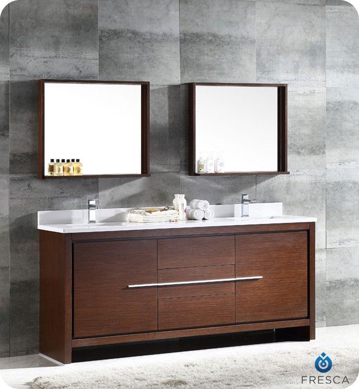 Luxury 72 Vanity Cabinet