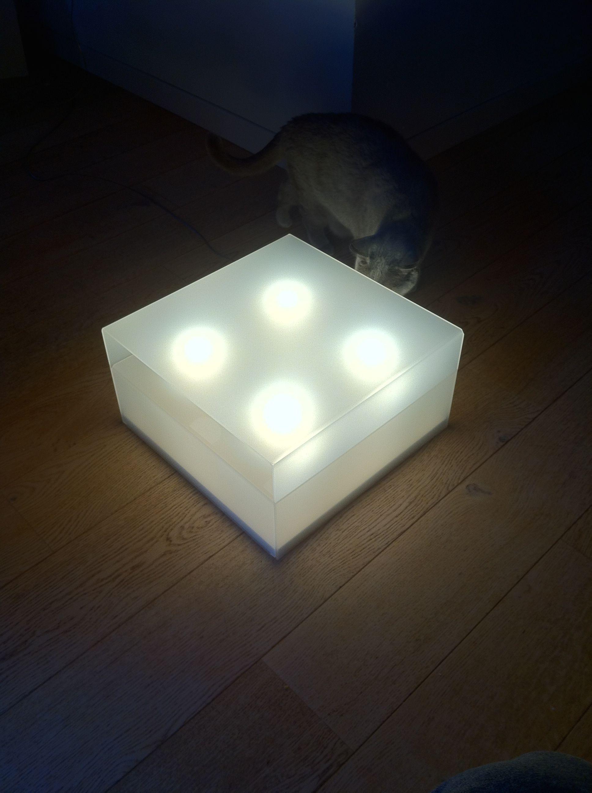 SUGAR CUBS Lighting by IVAYLO HRISTOV DESIGN ATELIER