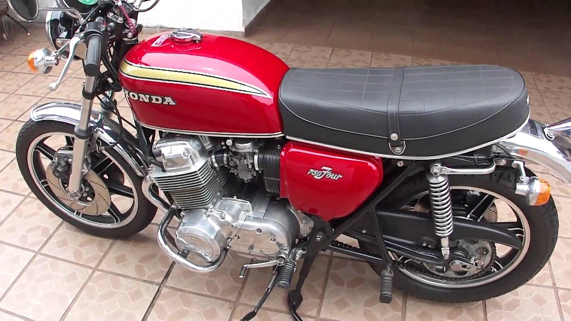 Honda 750 Four 7 Galo Classic Motorcycles Honda 750 Honda