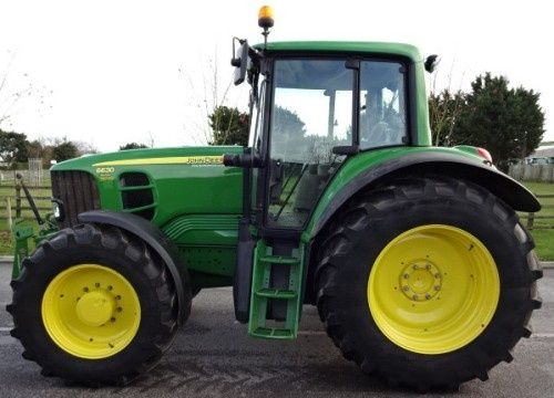 john deere 6130 6230 6330 6430 6530 6534 6630 europe tractors rh pinterest com John Deere La150 Manual John Deere Manuals Online Shop