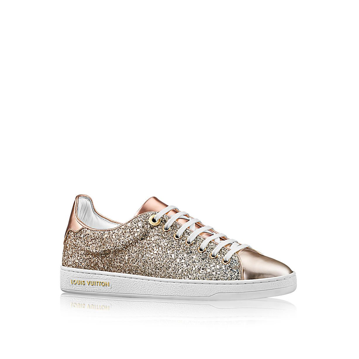 on sale 9b39e e5129 Sneaker Frontrow in MULHER s SAPATOS collections by Louis Vuitton Basket  Montante, Soulier, Chaussure,