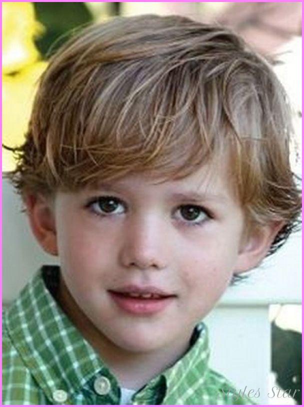 Long Little Boy Haircuts Httpstylesstarlong Little Boy