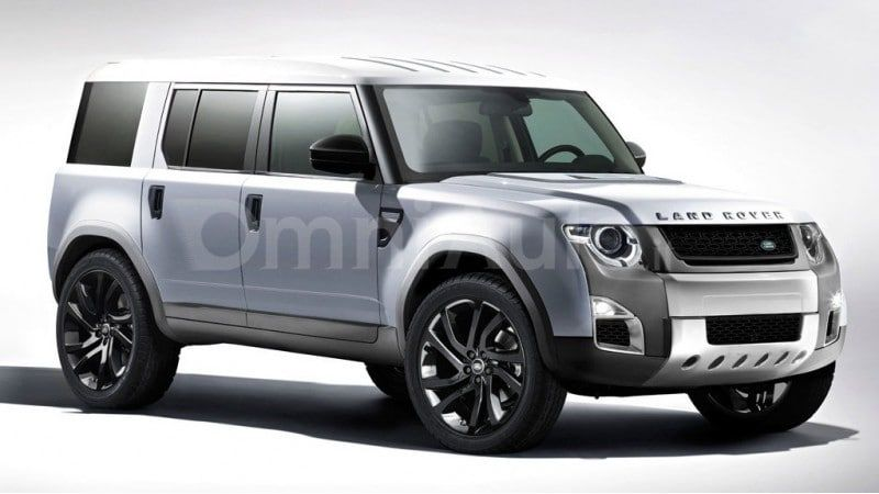 Next Generation Land Rover Defender Due In 2020 Land Rover Land