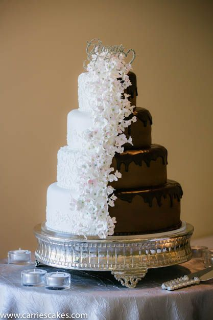 Wedding Cakes Carrie S Cakes By Alessandra Utah Wedding Cakes Cake Extravagant Wedding Cakes Chocolate Wedding Cake