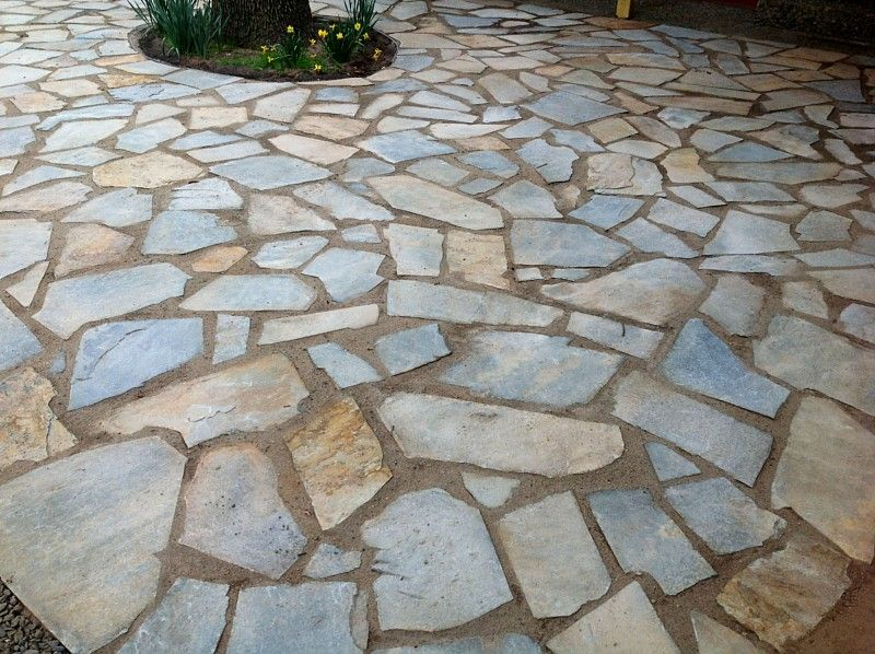 flagstone spd pinterest natural stone pavers