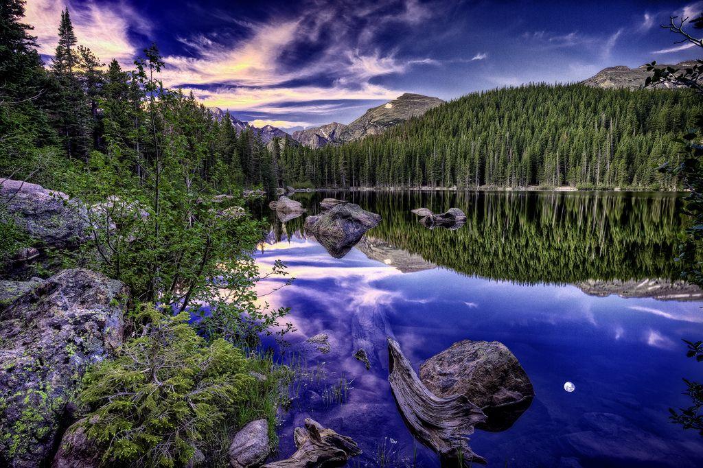 Bear Lake 1 Beautiful Nature Wallpaper Beautiful Nature Nature Wallpaper Breathtaking nature hd wallpaper