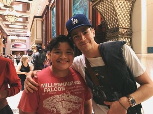 Jorgepata glad i got to meet grant gustin grant candice pata glad i got to meet grant gustin m4hsunfo Image collections