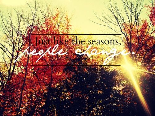 autumn quotes tumblr Google Search Changing Leaves and