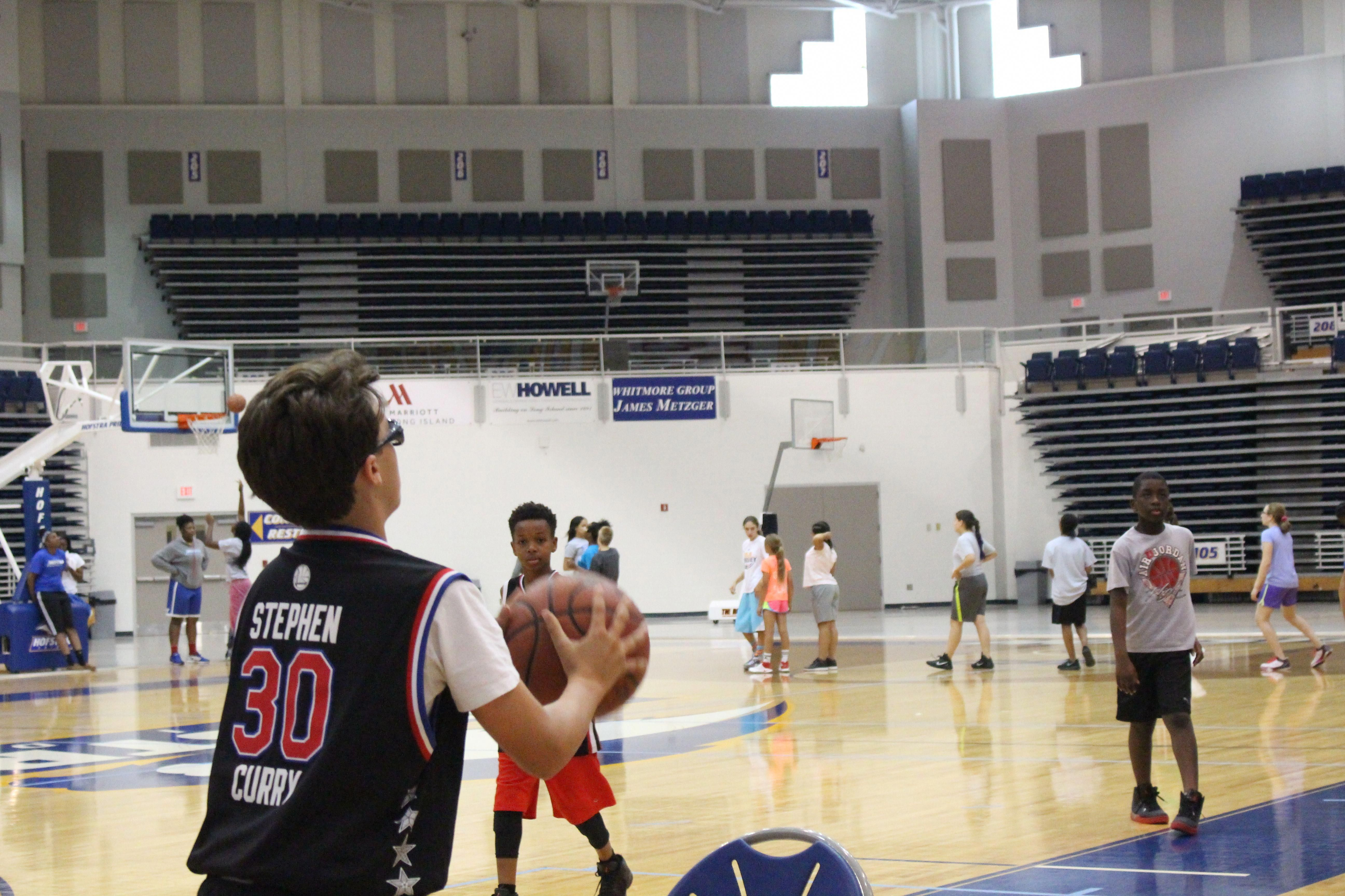 Joe Mihalich S Boys Basketball Camps Are A Slam Dunk Of Fun And Training Your Son Will Love Learning The Fundamenta Basketball Camp Boys Basketball Basketball