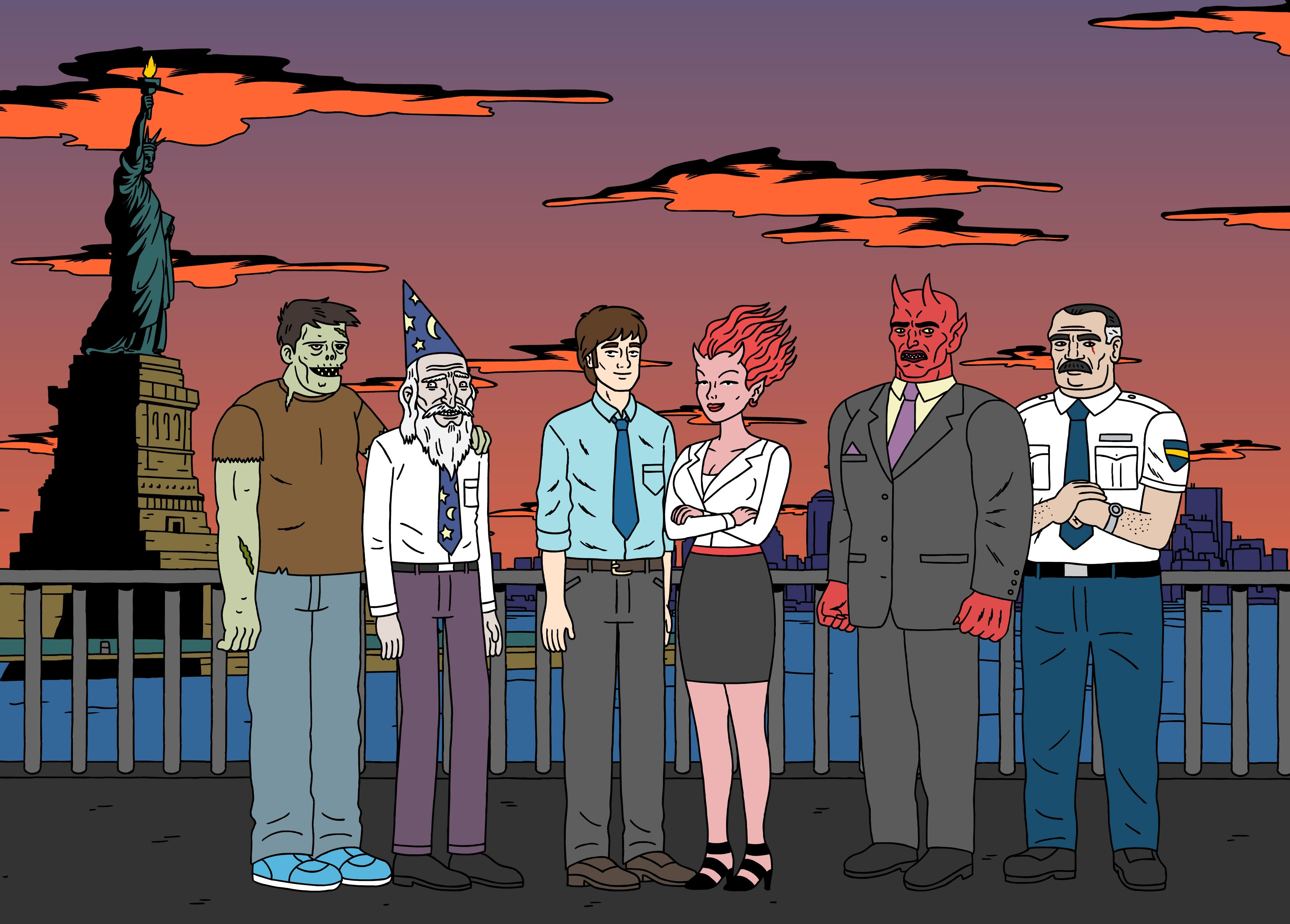 ugly americans stream