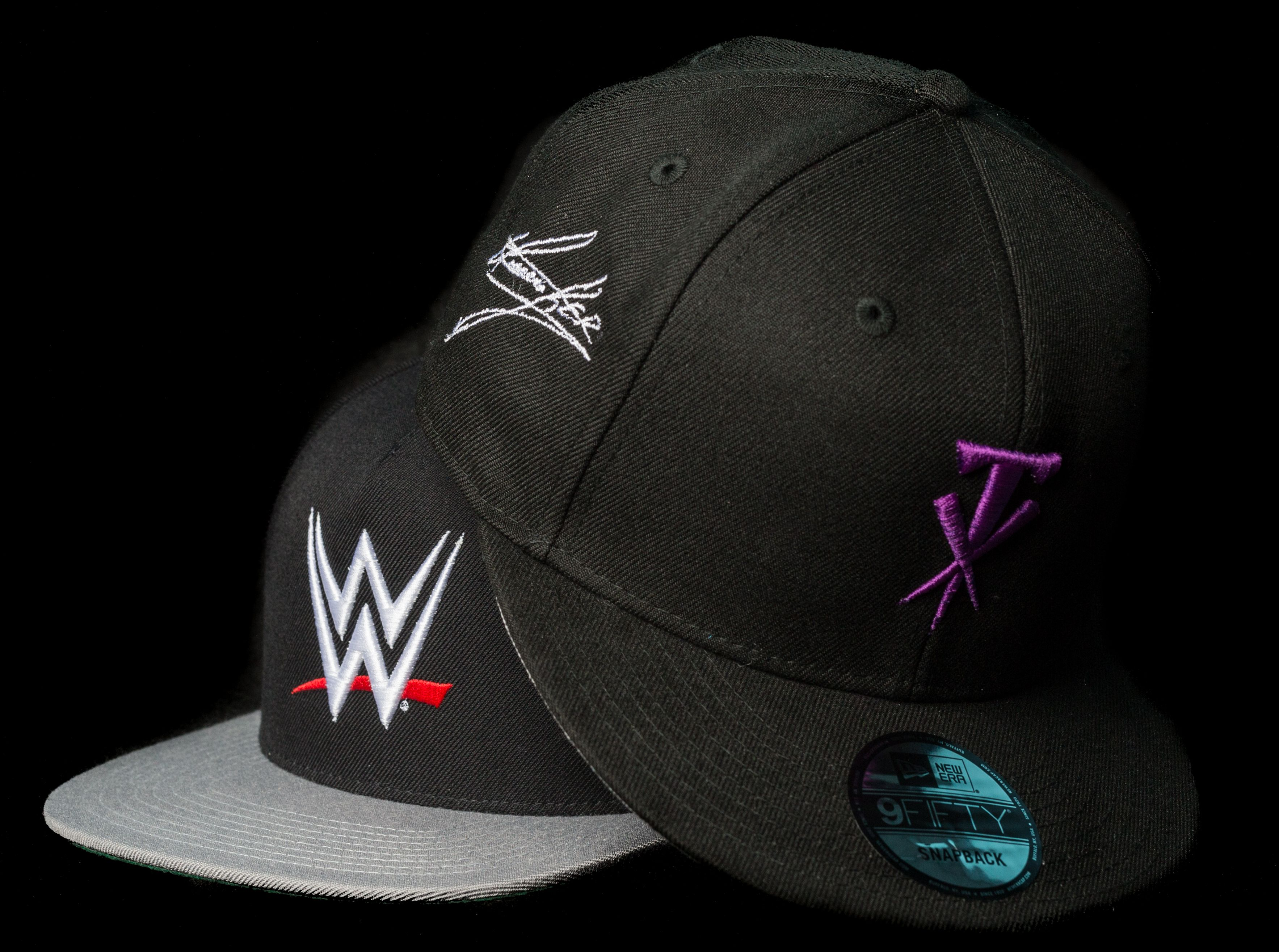 Get ready to rumble with these custom WWE hats- available at Lids ... 04a85e68ab6