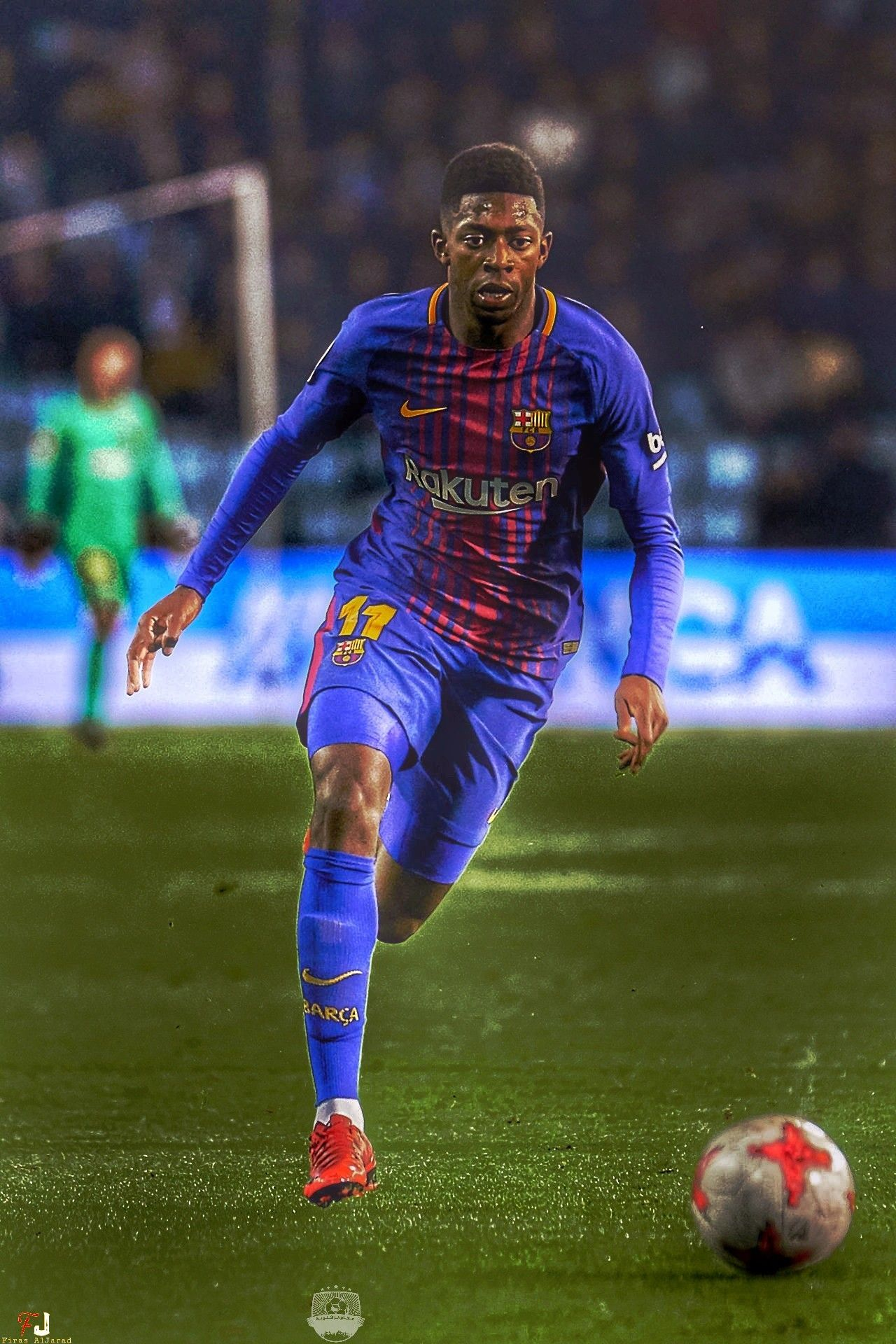 WallpaperFootball Othman TeamFc Y Barcelona Dembélé 8wXnOP0k
