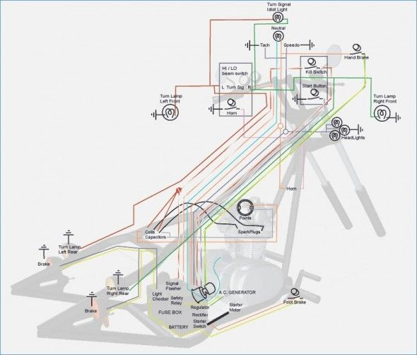 Wiring Diagram For Push Button Start Vivresaville Deforestation And Soil Erosion 49cc Mini Chopper Manual A Chop