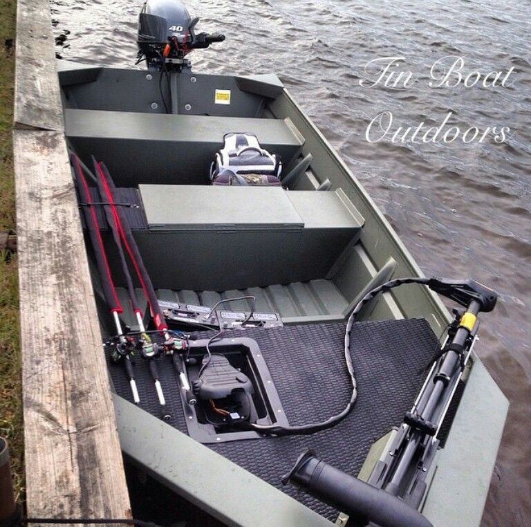 Custom Jon Boat Jon Boat Bass Boat Jon Boat Modifications
